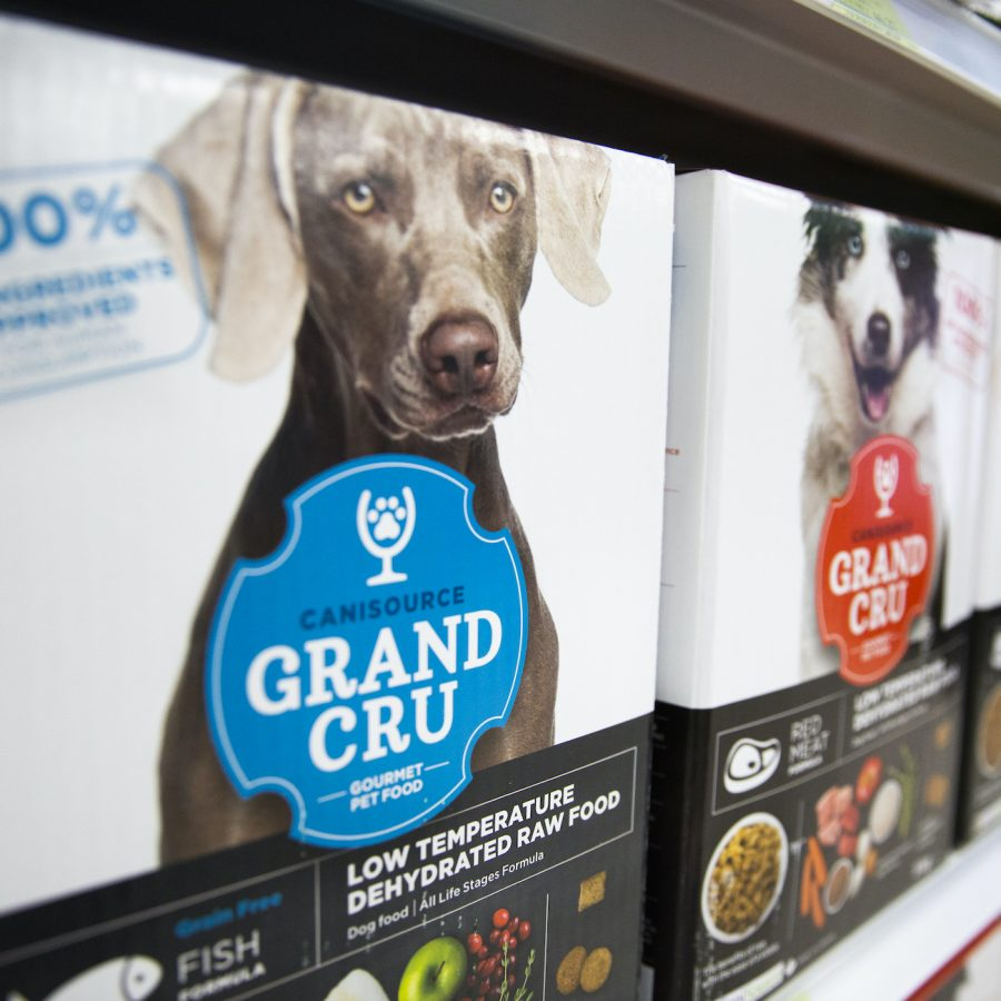 Dog food Kamloops